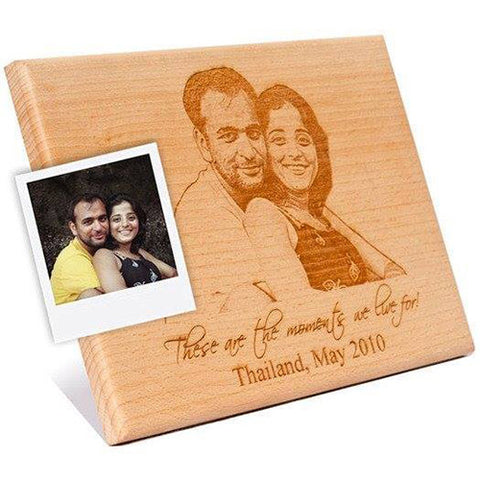 Customize Wooden Frame