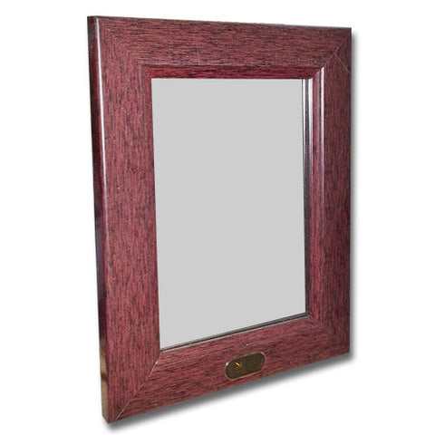 Maroon Frame Magic Mirror