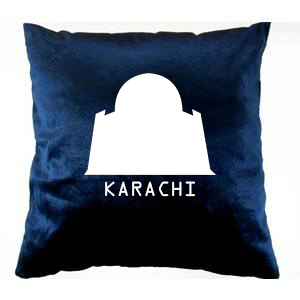 Karachi Printed Cushion