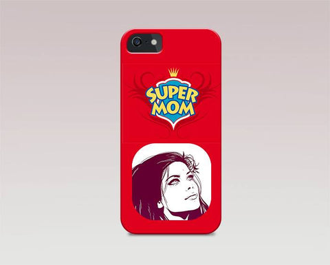 Super Mom Mobile Back cover