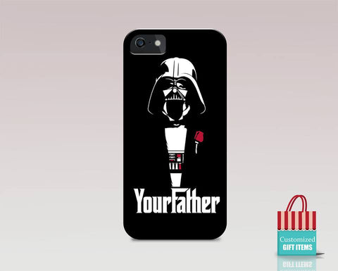 Your Father Mobile Back Cover