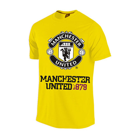 Manchester United Printed T-Shirt