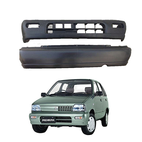 Front & Rear Bumpers Suzuki