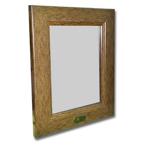 Brown Frame Magic Mirror