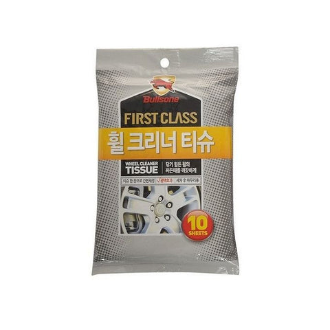 BULLSONE Wheel Clean Wipes