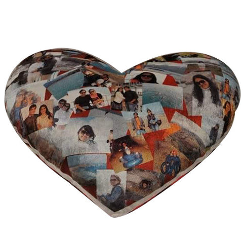 Customized Heart Shaped Cushion