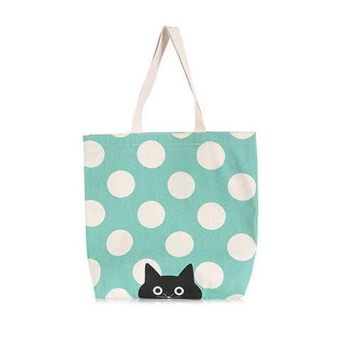 Hidden Cat Tote Bag