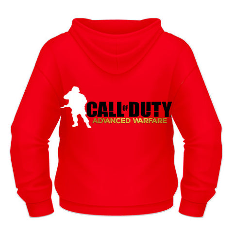 Call Of Duty Printed Hoodie