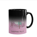 Sleeping Pills Printed Mug
