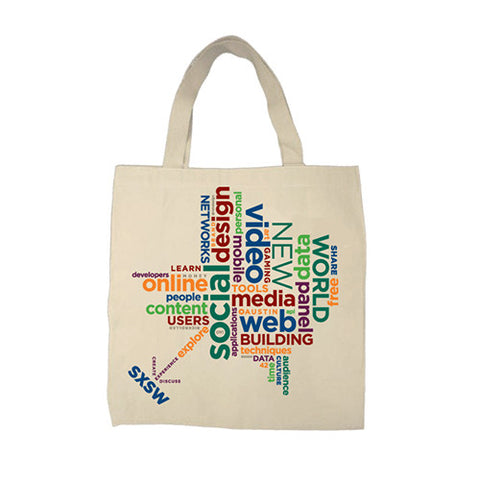Tote Bag With Quotes
