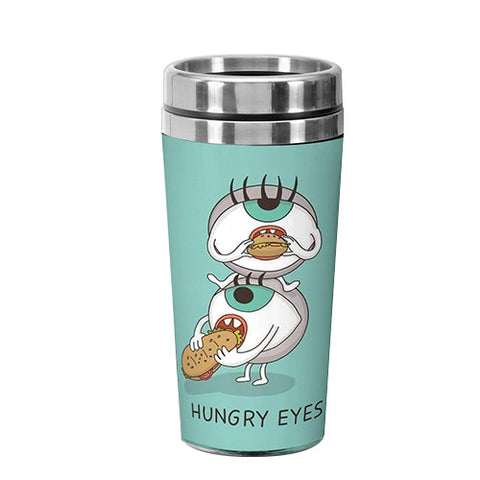 Hungry Eyes Printed Trug