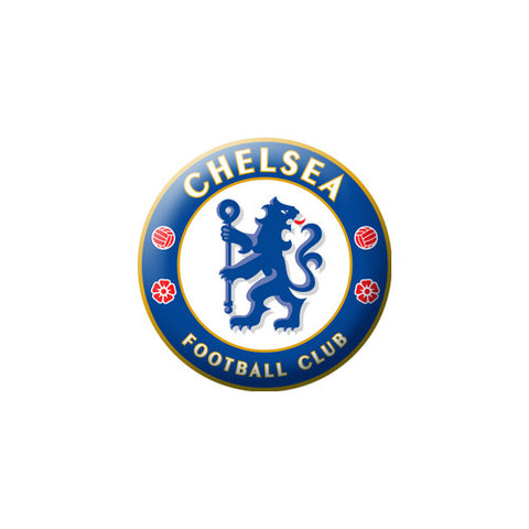 Chelsea Football Club Printed Button Badge