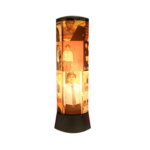 Customized Rotating Lamp