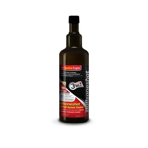BULLSONE Total Fuel System Cleaner 3 In 1 For Gasoline Engine