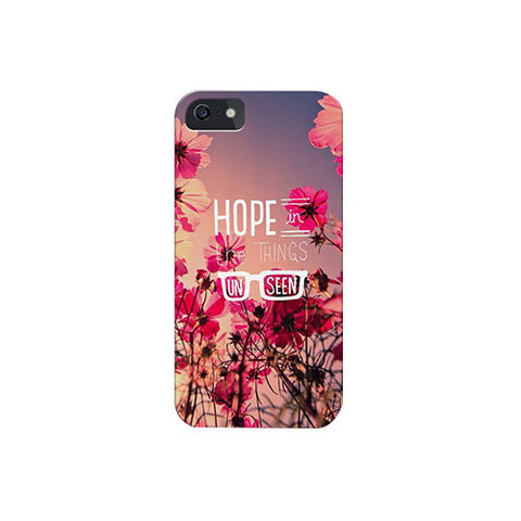 Beautiful Flower Theme Mobile Back Cover