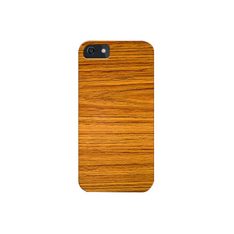 Wooden Printed Back Cover