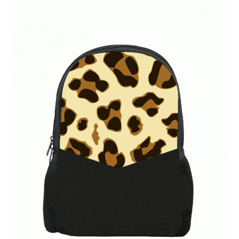 Cheetah Printed Backpacks