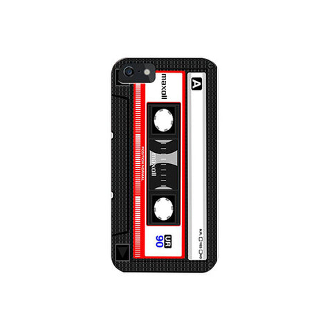 Cassette Player Printed Back Cover