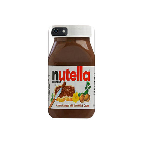 Nutella Printed Back Cover