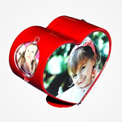 Rotating Love Frame