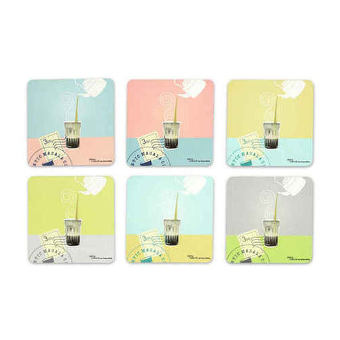 Acrylic Tea Coaster