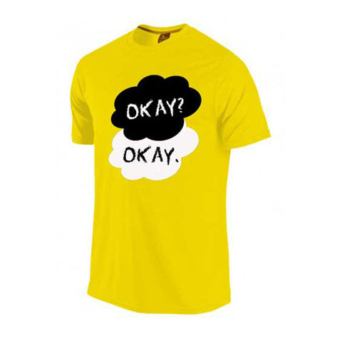 Okay Okay Printed T-Shirt