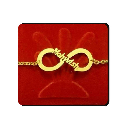 Customized Necklace Gold/Silver Plated