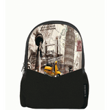 World City Printed Backpacks