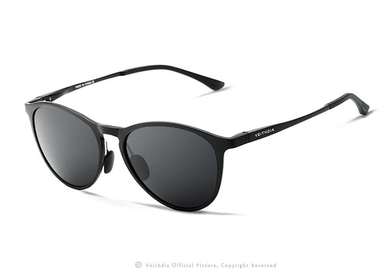 Men's Oval 54 X 45 Mm Polycarbonate Polarized...
