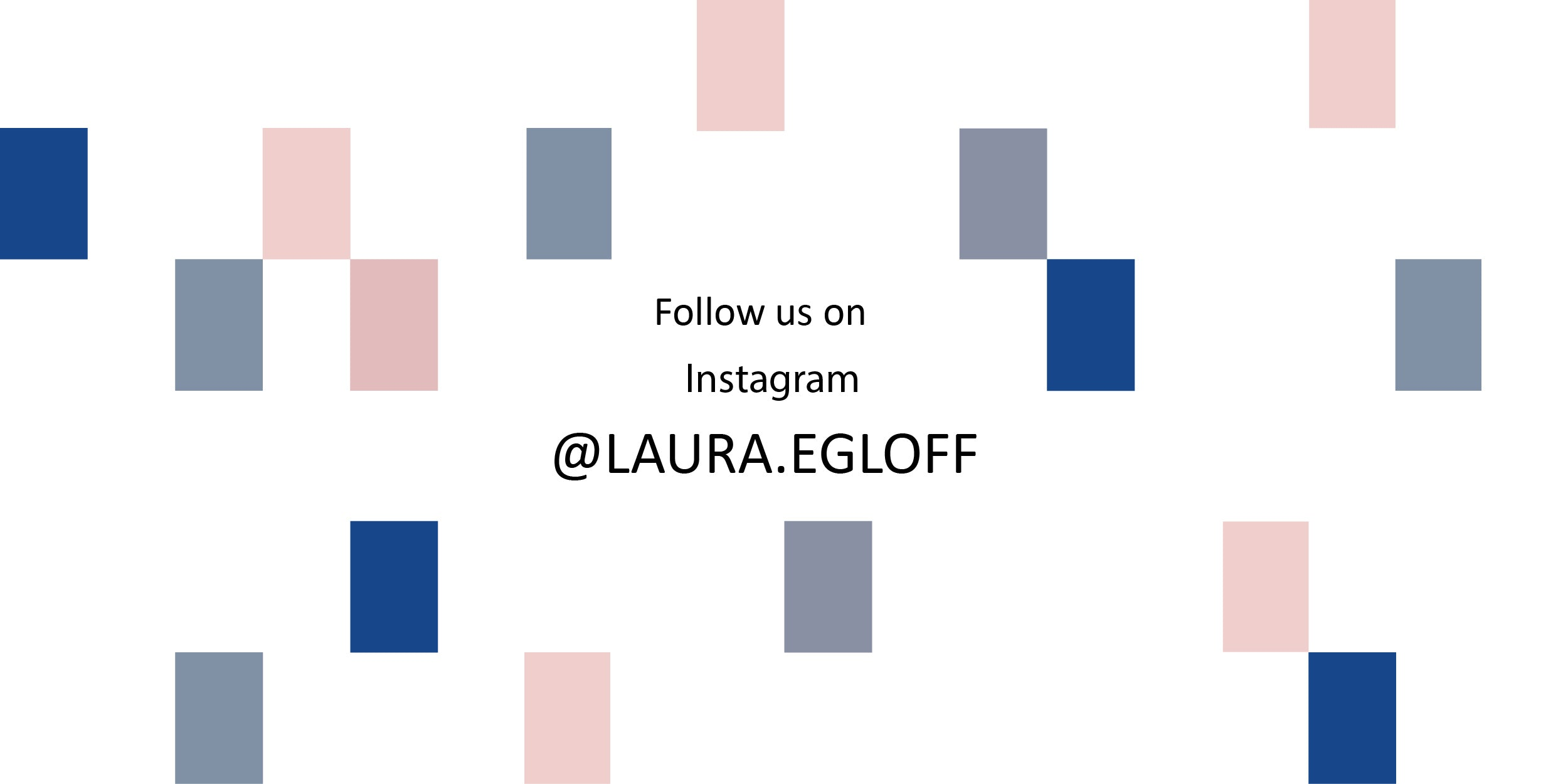 Laura Egloff - Follow us