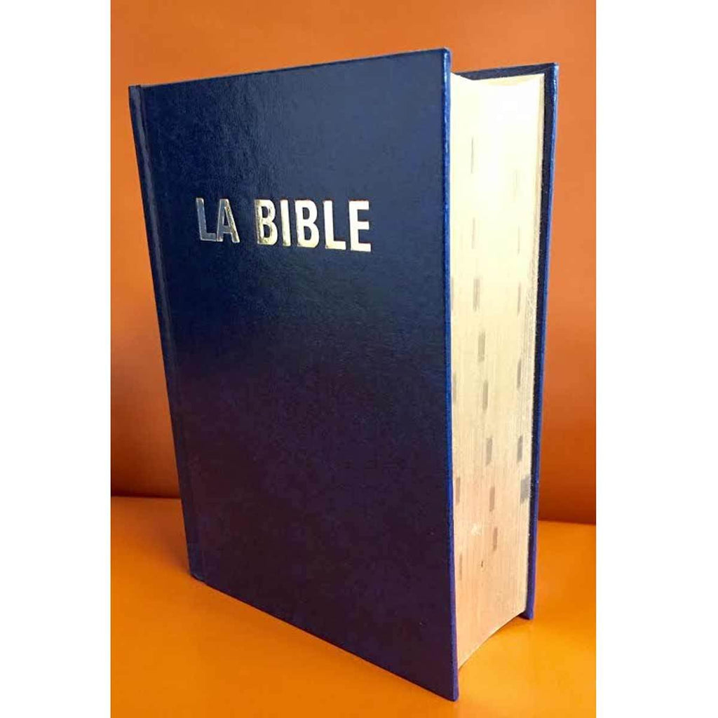 La Bible de Poche, version Luxe Bleu-O-Judaisme