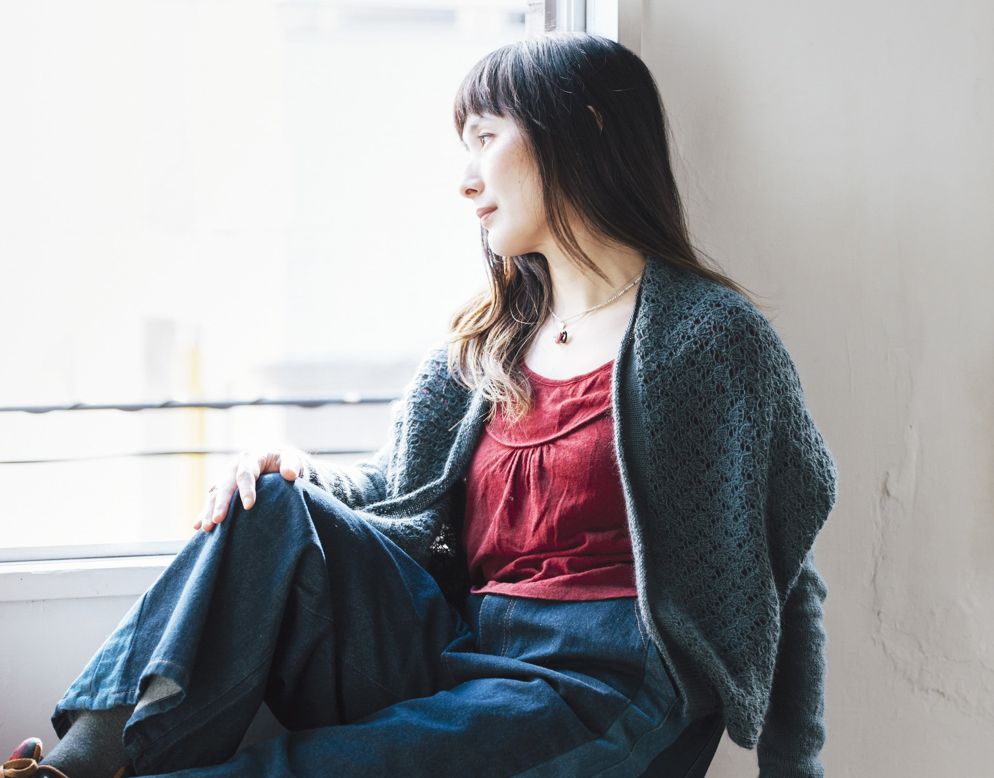 Early Spring Cardigan フェアのお知らせ