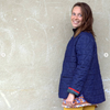 Tamarack Jacket: Grainline Studio sewing pattern