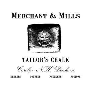 Merchant & Mills | TAILOR'S CHALK
