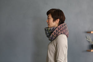Montana Mountain Cowl キット (日本語パターン付き)