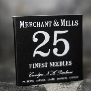 Merchant & Mills | FINEST SEWING NEEDLES