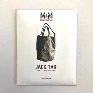 JACK TAR BAG-Patterns