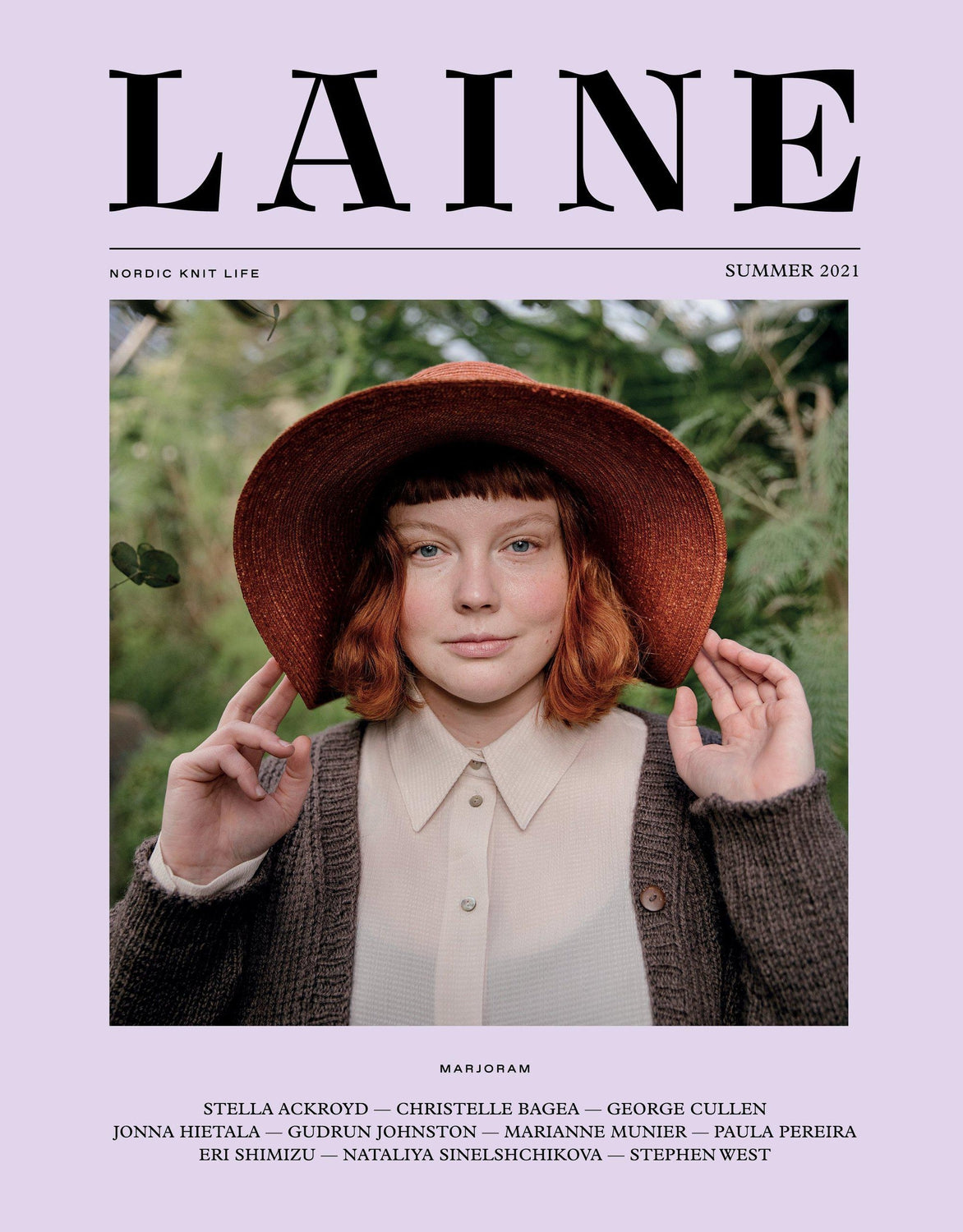 予約販売!Laine Magazine Vol. 11