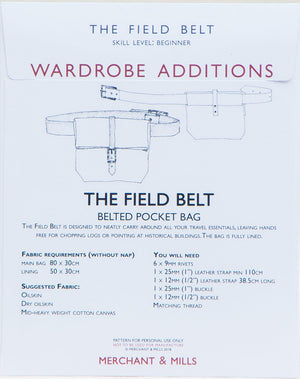 FIELD BELT-Patterns