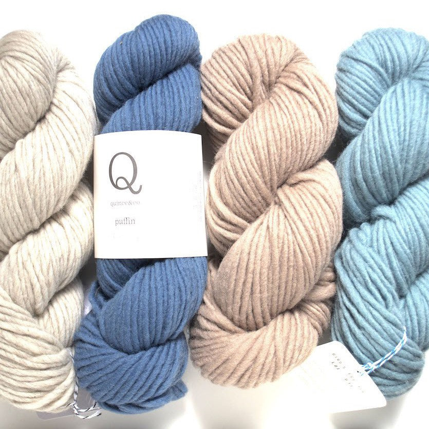 Quince & Co. Puffin (Bulky)