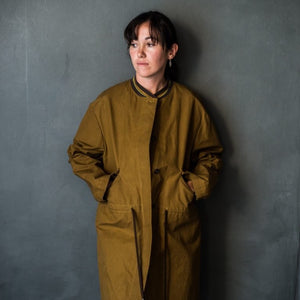 【sewing kit】THE TN31 PARKA キット- Dry Oilskin -