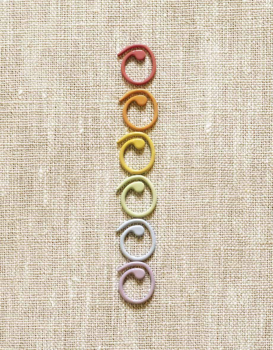 Split Ring Stitch Markers