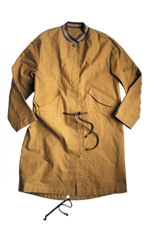 【sewing kit】THE TN31 PARKA キット - Oilskin -