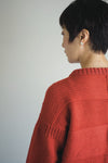 First sweater (with Japanese pattern video tutorial)