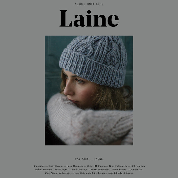 Laine Magazine Vol.4