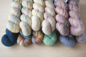 Qing Fibre Merino Single