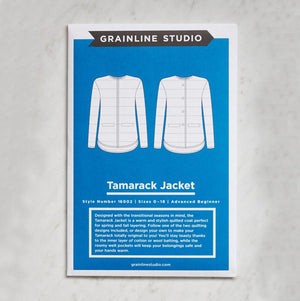 【sewing kit】Tamarack Jacket キット