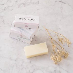 twig & horn Wool Soap(バータイプ)