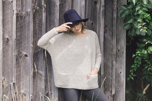 <翻訳PDF付き> Plain & Simple: 11 Knits to Wear Every Day