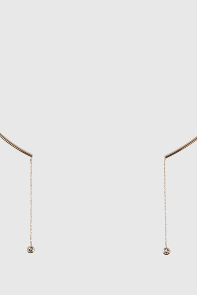 ÉTOILE OPEN DIAMOND CHOKER